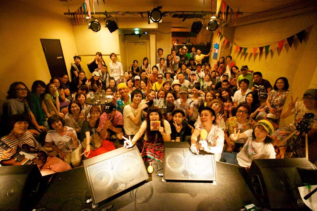 リリースパーティー!!!