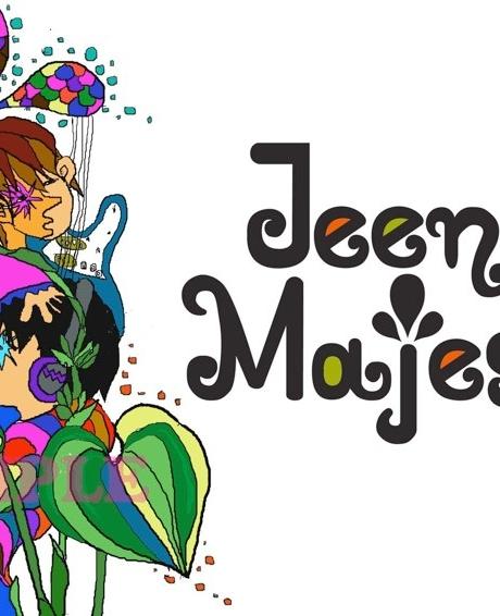 ママジの前身バンドJeena Majestic
